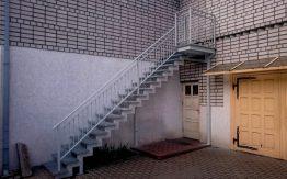 Lauko lauko laiptai